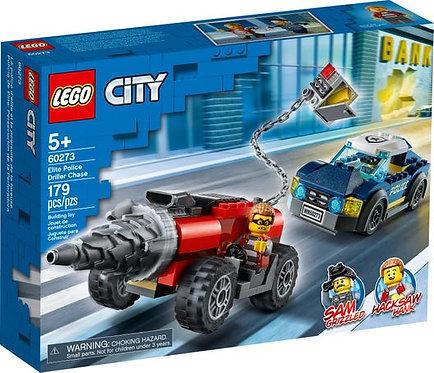 LEGO® CITY - ELITE POLICE DRILLER CHASE - 60273
