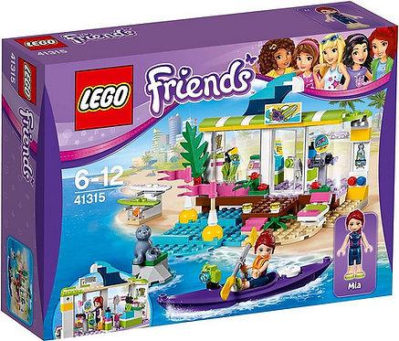 LEGO® FRIENDS - HEARTLAKE SURF SHOP
