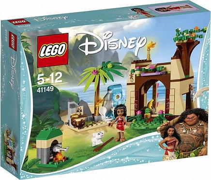 LEGO® DISNEY PRINCESS - MOANA'S ISLAND ADVENTURE