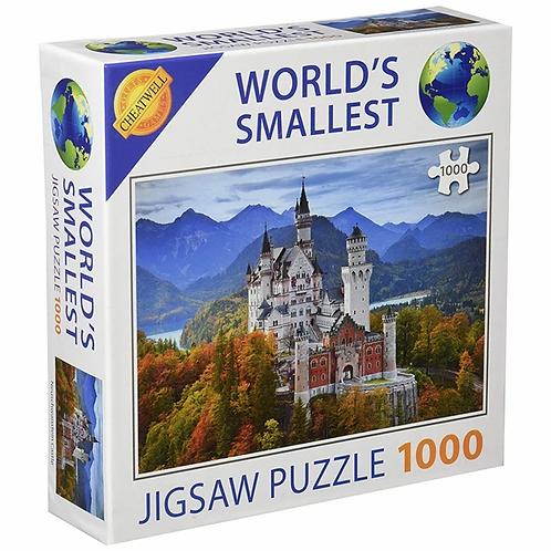1000PC PUZZLE -NEUSCHWANSTEIN CASTLE - 13930