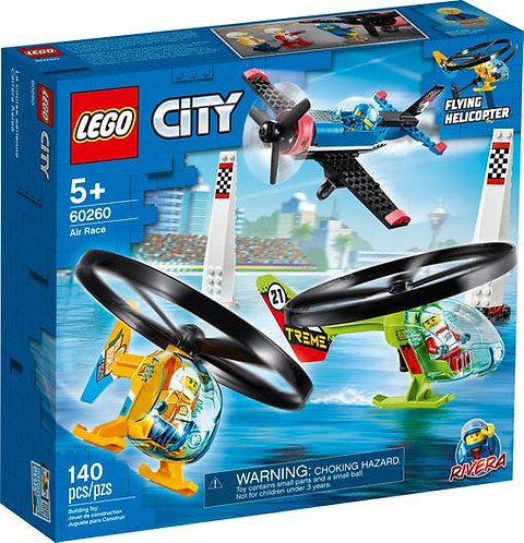 LEGO® CITY - AIR RACE - 60260