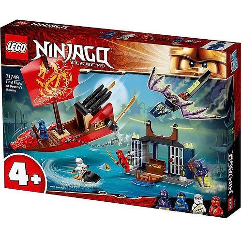LEGO® NINJAGO - FINAL FLIGHT OF DESTINY'S BOUNTY - 71749