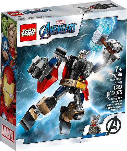 LEGO® SUPER HEROES - THOR MECH ARMOR - 76169