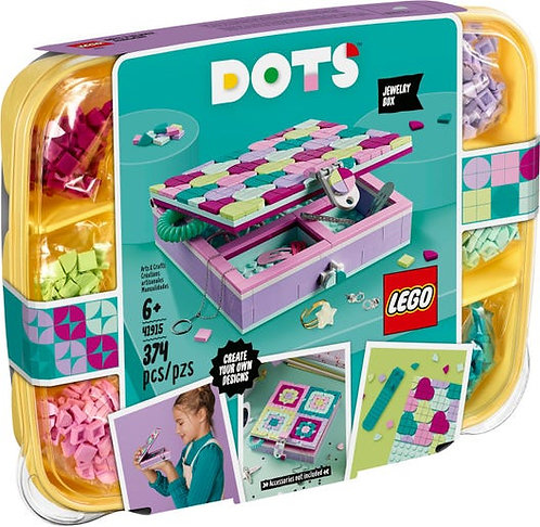 LEGO® DOTS - JEWELRY BOX - 41915
