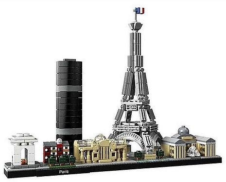LEGO® ARCHITECTURE - PARIS