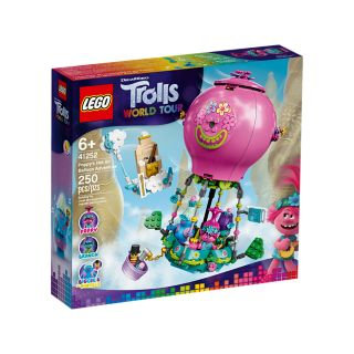 LEGO® TROLLS WORLD TOUR - POPPY'S HOT AIR BALLOON ADVENTURE - 41252