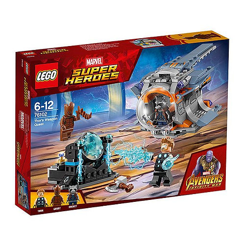 LEGO® SUPER HEROES - THOR'S WEAPON QUEST