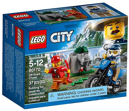 LEGO® CITY - OFF-ROAD CHASE