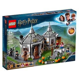 LEGO® HARRY POTTER - HAGRID'S HUT: BUCKBEAK'S RESCUE - 75947
