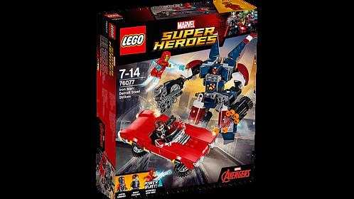 LEGO® SUPER HEROES - IRON MAN DETROIT STEEL STRIKES