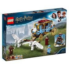 LEGO® HARRY POTTER - BEAUXBATON'S CARRIAGE: ARRIVAL AT HOGWARTS