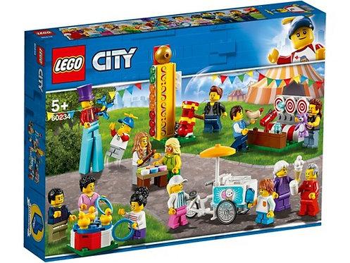 LEGO® CITY - CITY TOWN - PEOPLE PACK - FUN FAIR - 60234