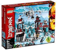 LEGO® NINJAGO - CASTLE OF TH FORSAKEN EMPEROR - 70678