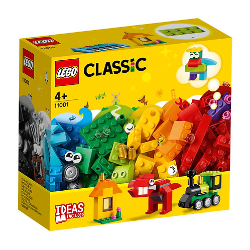 LEGO® CLASSIC - BRICKS AND IDEAS