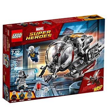 LEGO® SUPER HEROES - QUANTUM REALM EXPLORERS