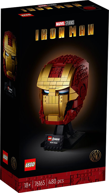 LEGO® STAR WARS - IRON MAN HELMET - 76165