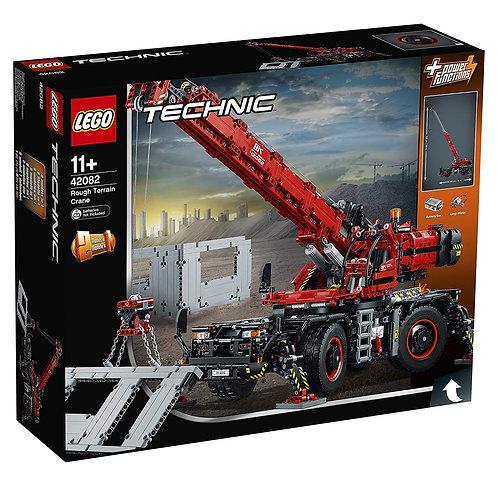 LEGO® TECHNIC - ROUGH TERRAIN CRANE