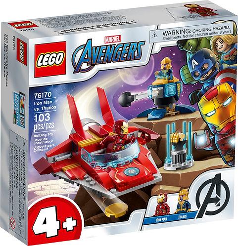 LEGO® SUPER HEROES -AVENGERS - IRON MAN VS THANOS - 76170
