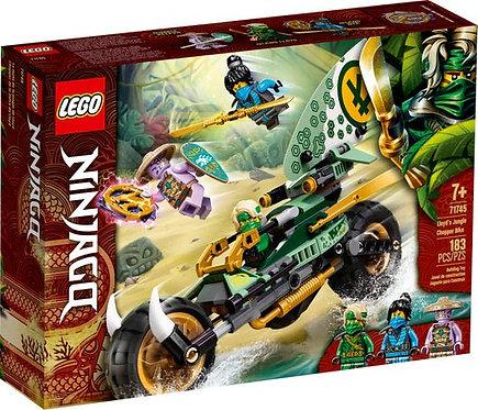 LEGO® NINJAGO - LLOYD'S JUNGLE CHOPPER BIKE - 71745