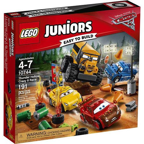 LEGO® JUNIORS - THUNDER HOLLOW CRAZY 8 RACE