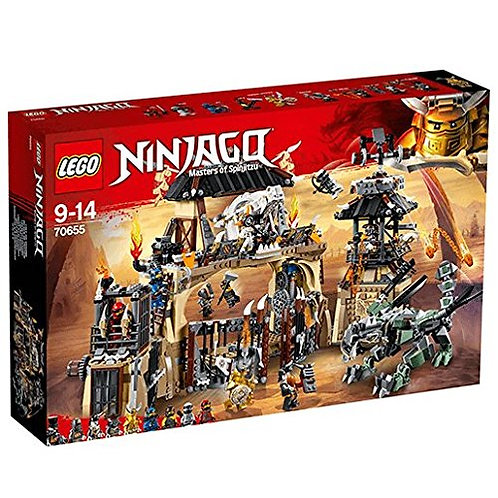 LEGO® NINJAGO - DRAGON PIT