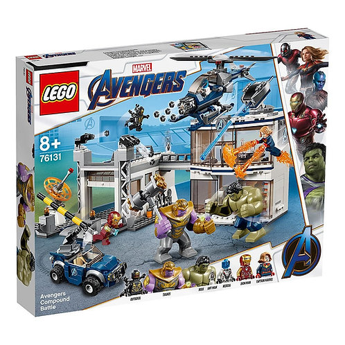 LEGO® AVENGERS - AVENGERS COMPOUND BATTLE