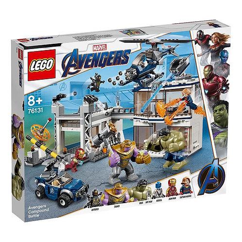 LEGO® AVENGERS - AVENGERS COMPOUND BATTLE