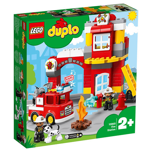 LEGO® DUPLO - FIRE STATION