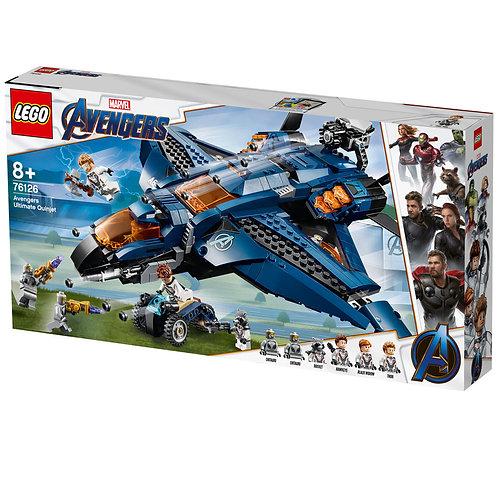 LEGO® SUPER HEROES - 76126 AVENGERS ULTIMATE QUINJET