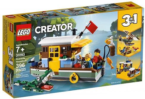 LEGO® CREATOR - RIVERSIDE HOUSEBOAT