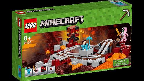 LEGO® MINECRAFT - THE NETHER RAILWAY