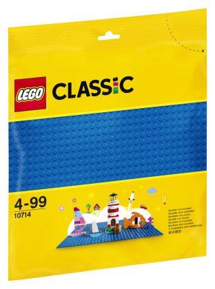 LEGO® CLASSIC - BLUE BASEPLATE