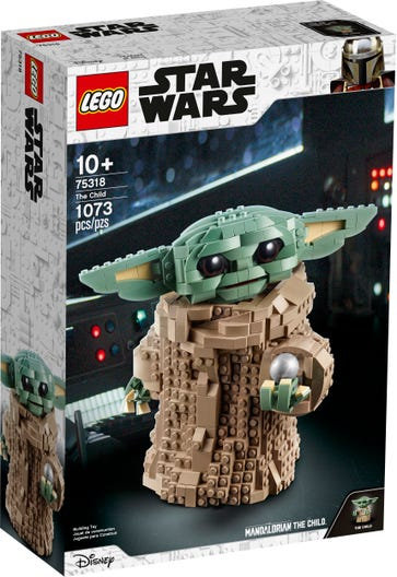 LEGO® STAR WARS - THE CHILD - 75318
