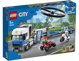 LEGO® CITY - POLICE HELICOPTER TRANSPORT - 60244