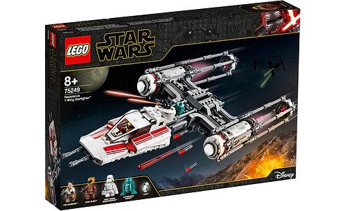 LEGO® STAR WARS - RESISTANCE Y-WING STARFIGHTER - 75249