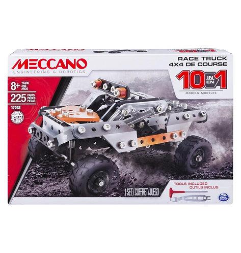 MECCANO - 10 MODEL TRUCK SET - 6038