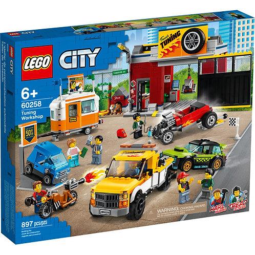 LEGO® CITY - TUNING WORKSHOP - 60258