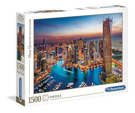 1500PC PUZZLE - DUBAI MARINA - 318148