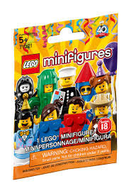 LEGO® MINIFIGURES - SERIES 18 - Lucky Packet