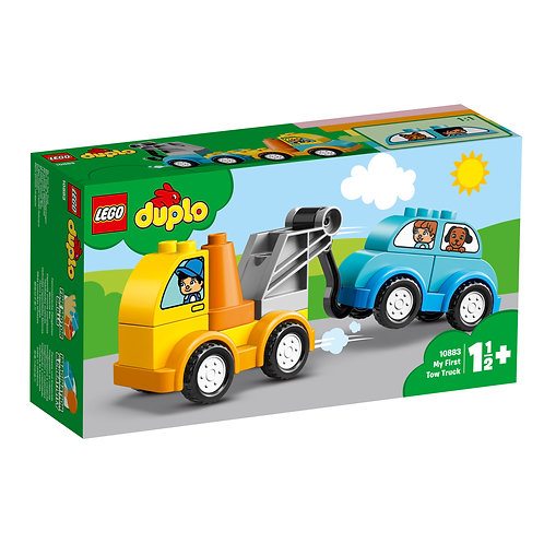 LEGO® DUPLO - MY FIRST TOW TRUCK