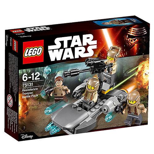 LEGO STAR WARS - RESISTANCE TROOPER BATTLE PACK