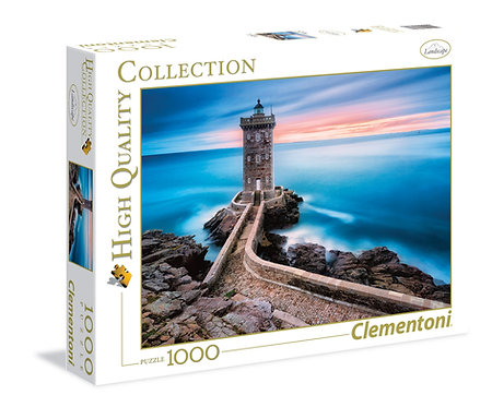 1000PC PUZZLE - THE LIGHTHOUSE - 39334