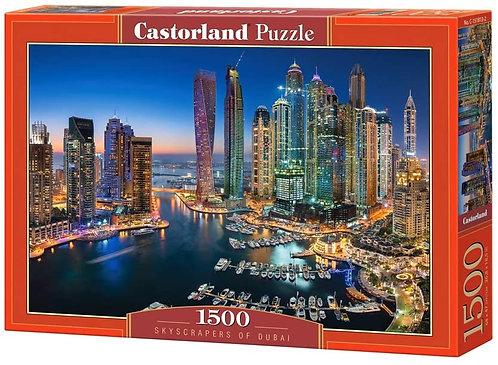 1500PC PUZZLE - SKYSCRAPERS OF DUBAI - 151813
