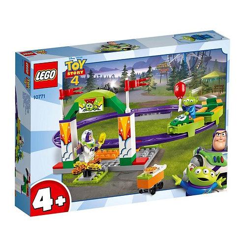 LEGO® JUNIORS - CARNIVAL THRILL COASTER - 10771