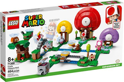 LEGO® SUPER MARIO - TOAD'S TREASURE HUNT - 71368