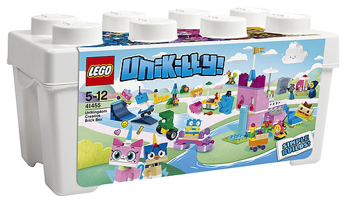 LEGO® UNIKITTY - UNIKINGDOM CREATIVE BRICK BOX