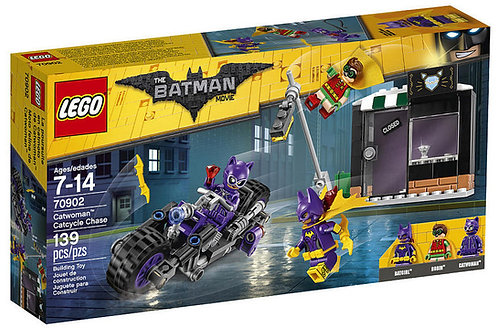 LEGO® BATMAN MOVIE - CATWOMAN CATCYCLE CHASE