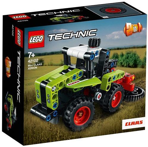LEGO® TECHNIC - MINI CLAAS XERION - 42102