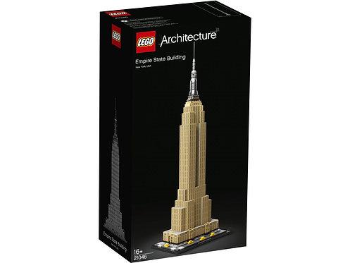 LEGO® ARCHITECTURE - EMPIRE STATE BUILDING - 21046