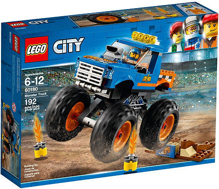 LEGO® CITY - MONSTER TRUCK